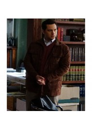 How To Get Away With Murder Asher Millstone Brown Jacket