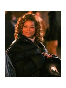 The Equalizer (2021) Queen Latifah Puffer Jacket