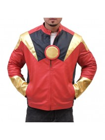 Avengers Iron Man Suit Jacket