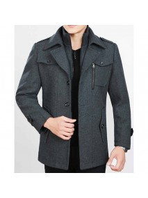 James Bond Charcoal Jacket