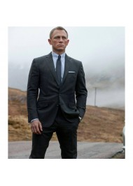 James Bond Skyfall Charcoal Grey Suit