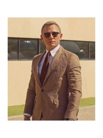 James Bond Spectre Brown Suit