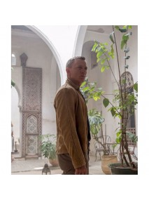 James Bond Spectre Morocco Brown Jacket