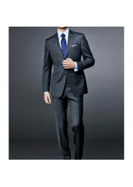 James Bond Spectre Grey Pinstripe Suit