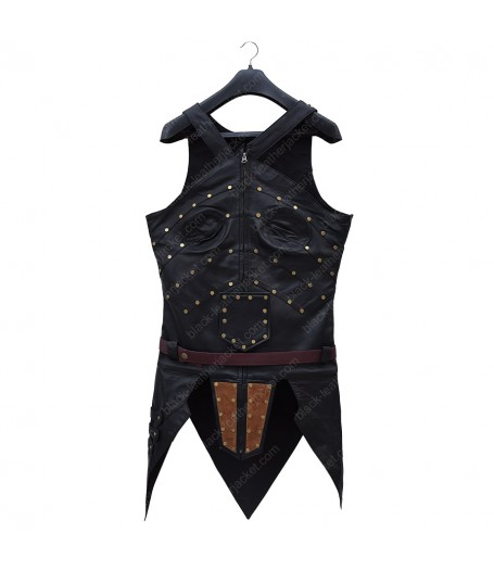 Antiope Justice League Leather Corset