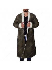 Legend of The Sword King Arthur Trench Coat