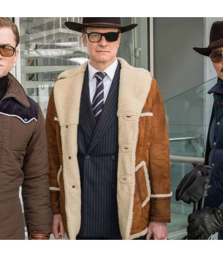 Kingsman: The Golden Circle Colin Firth Jacket