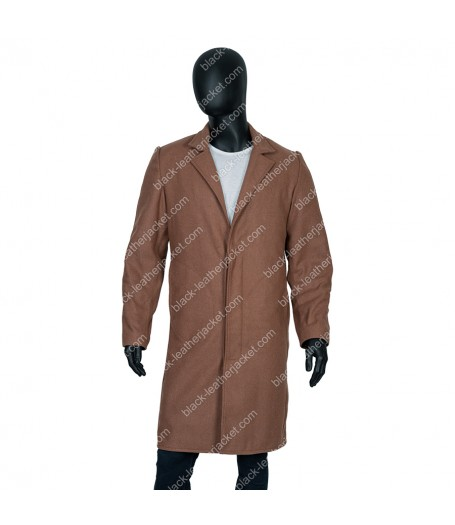 Ransom Robinson Knives Out Trench Coat