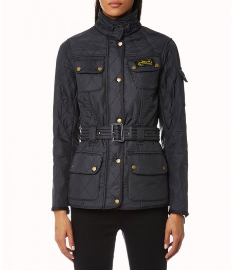 Laurel Castillo How to Get Away With Murder Quilted Jacket