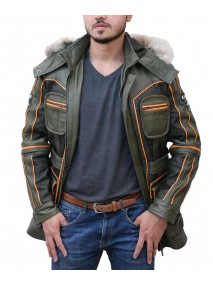 Lost In Space Parka Jacket