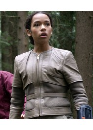 Taylor Russell Lost In Space Jacket