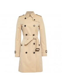 Ruth Wilson Luther Trench Coat