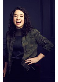 Sarah Steele The Good Fight Jacket