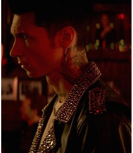 Johnny Faust The American Satan Jacket
