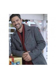 A Timeless Christmas Ryan Paevey Coat