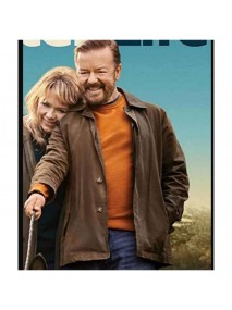 After Life S03 Ricky Gervais Jacket