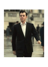 Alfred Pennyworth Jack Bannon Suit