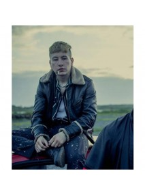 Barry Keoghan Calm with Horses Jacket