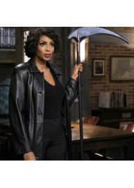 Billie Supernatural Season 15 Lisa Berry Coat