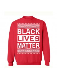 Black Lives Matter Christmas Sweater
