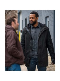 Chicago P.D. S07 Kevin Atwater Black Jacket
