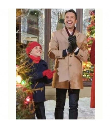 Christmas with the Darlings Carlo Marks Coat