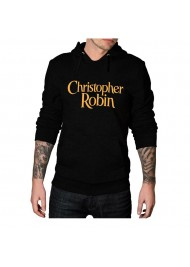 Christopher Robin Logo Pullover Hoodie