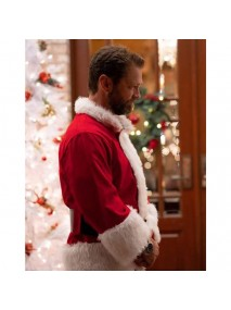 Dear Christmas Jason Priestley Santa Jacket