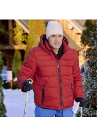 Hearts of Winter Grant Oliver Puffer Jacket