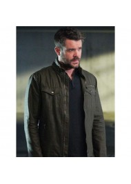 HOW TO GET AWAY WITH MURDER CHARLIE WEBER COTTON JACKET