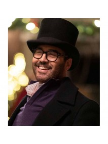 Jeremy Piven My dad's Christmas Date Coat