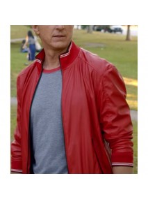 Johnny Lawrence Red Cobra Kai Jacket
