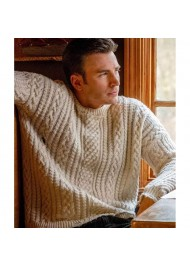 Knives Out Chris Evans Sweater