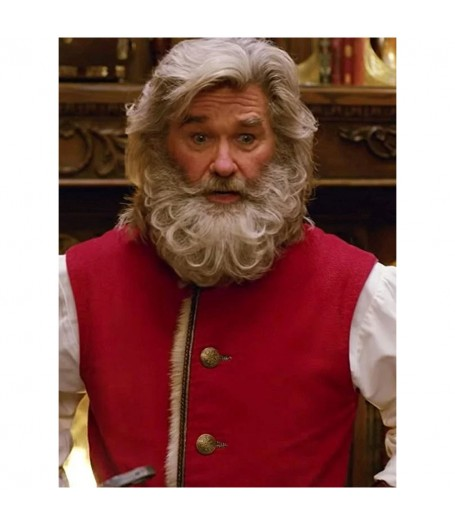 Kurt Russell The Christmas Chronicles Vest