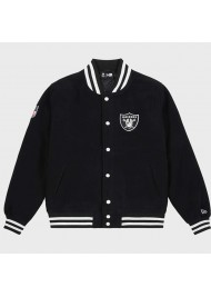 Mens Raiders Varsity Jacket