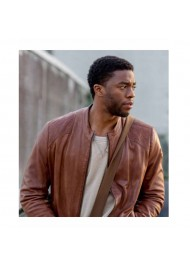 Message From The King Chadwick Boseman Jacket