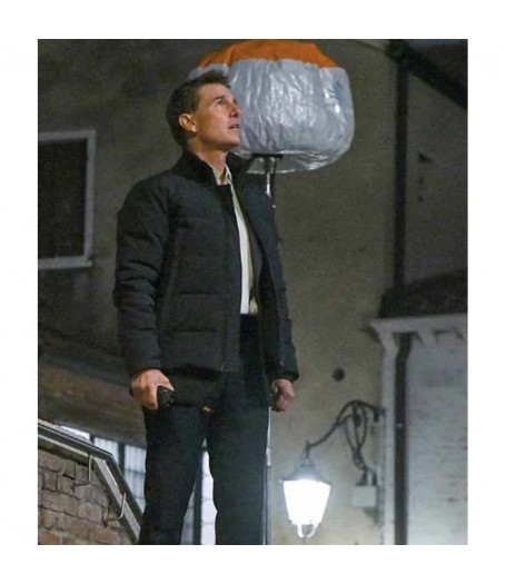 Mission: Impossible 7 2021 Tom Cruise Jacket