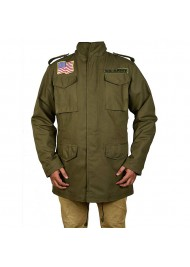 MK 11 John Rambo Cotton Jacket