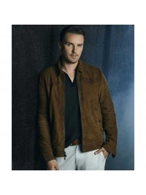 Nancy Drew Ryan Hudson Leather Jacket
