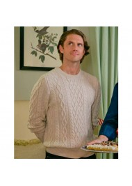 One Royal Holiday Aaron Tveit Sweater