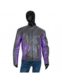 Saints Row Johnny Gat Leather Jacket