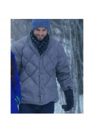 The Christmas Listing Chad Everett Puffer Jacket