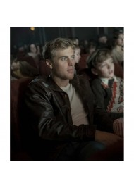 The Dig Johnny Flynn Leather Jacket