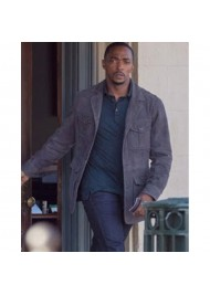 The Falcon And The Winter Soldier Falcon Anthony Mackie Jacket
