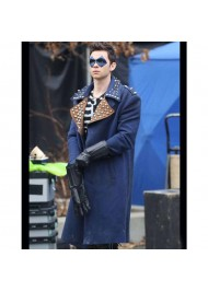 The Flash The Trickster Studded Coat