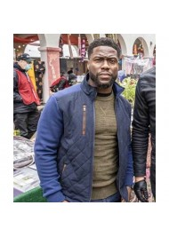 The Man From Toronto Kevin Hart Jacket