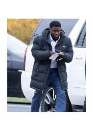 The Man from Toronto Kevin Hart Oversized Jacket