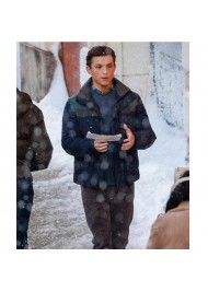 Untitled Spider-Man Sequel (2021) Peter Parker Jacket