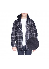 Mountain Ridge Flannel Jacket