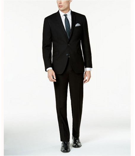 Men In Black Slimfit Suit